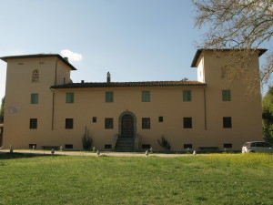 25Villa Le Pianore costruita dal 1592 per Cristina di Lorena moglie di Ferdinando II dei Medici