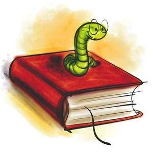 bruco-nel-libro