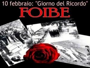 10 Febbraio Giorno del Ricordo Foibe-2
