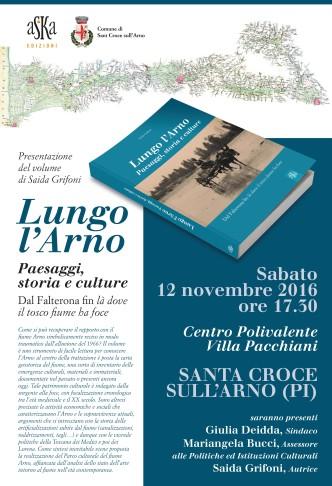 Locandina Lungo Arno