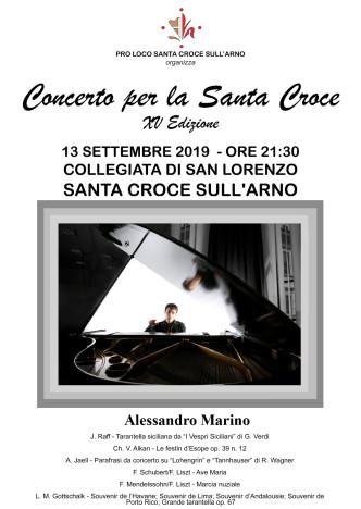 Concerto per la Santa Croce  XV°Edizione